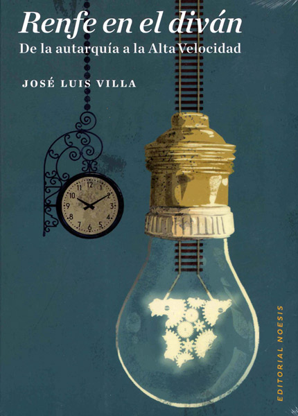 Renfe en el diván, escrito por José Luis Villa