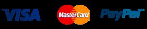 Medios de pago y tarjetas de crédito aceptadas